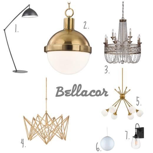 Bellacor $500 shopping spree via simply grove