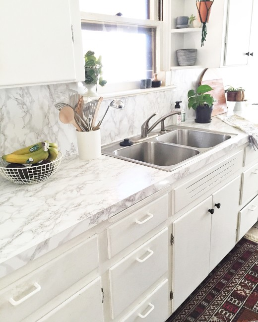 faux countertop treatments my faux marble countertops simply grove 685