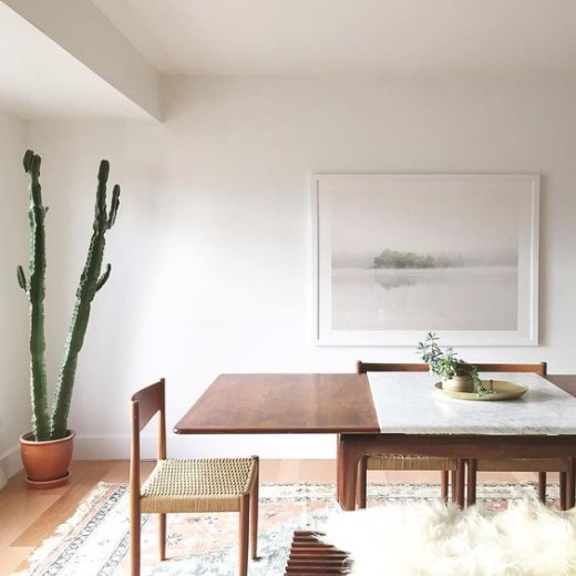 Dining Room Love by Mindy Bucklew via Simply Grove
