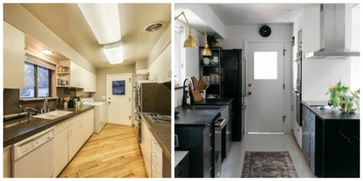 Kitchen B&A via simply grove