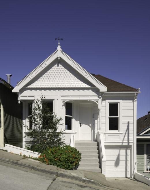 Victorian home remodel in San Francisco via simply grove