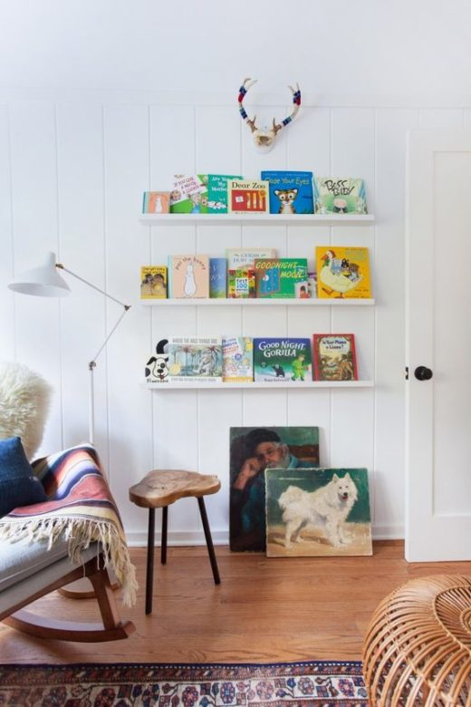 Sophisticated Kids Rooms via Simply Grove