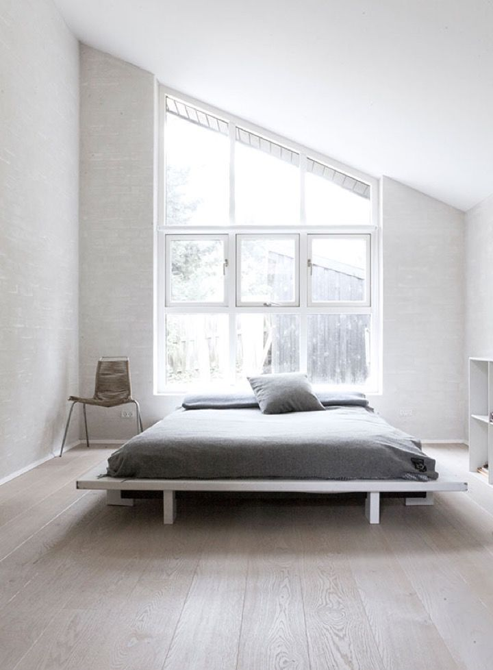 Low Bed Frame Ideas Japanese Style