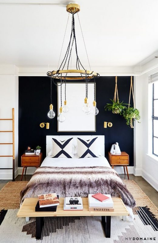Round-Up of Modern Chandeliers under $500 via Simply Grove