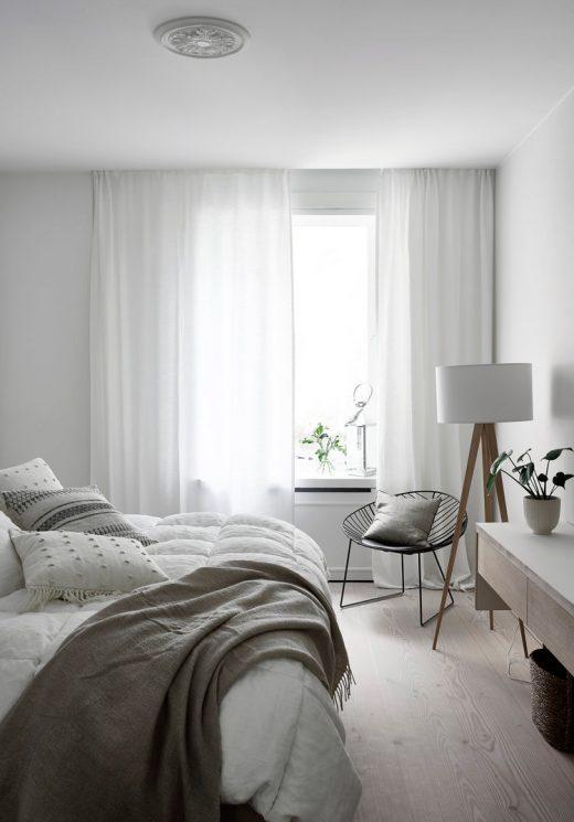 Finland Home with Dreamy Nordic Design via Simply Grove